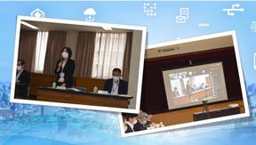 令和3年度「第一回ネットワーク会議」を開催しました