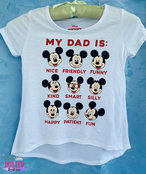 """""""My dad is"""""""
