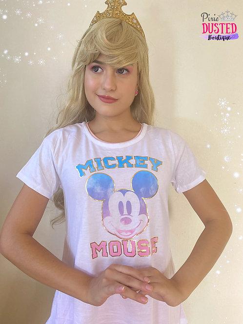 Mickey Pastels