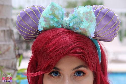 Orejitas Disney: Sirena
