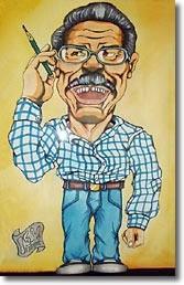Caricatura Diretor