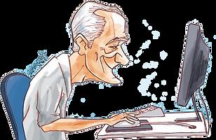 Curso p/ Melhor Idade, informática
