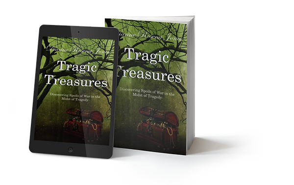 Dianne Rosena Jones: Tragic Treasures book