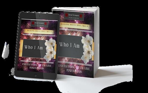 Dianne Rosena Jones: Who I am book