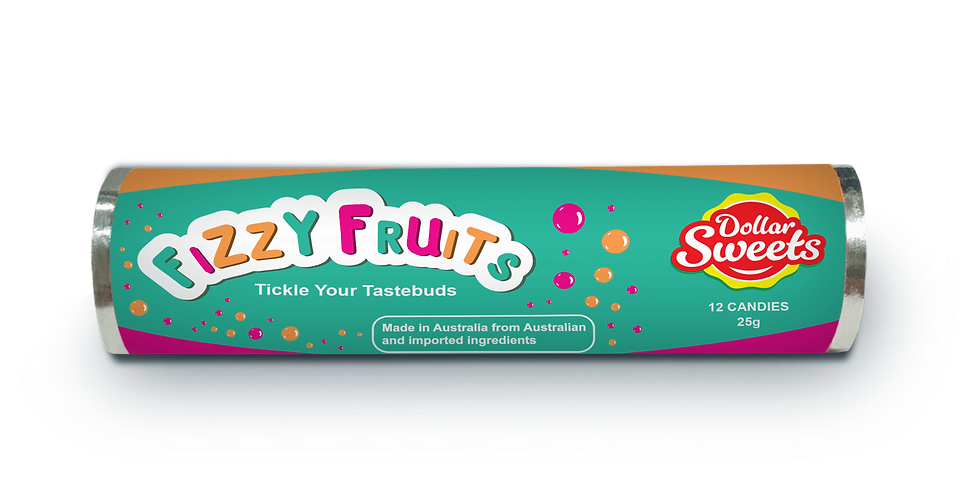 Fizzy Fruits