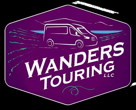 Wanders Touring logo