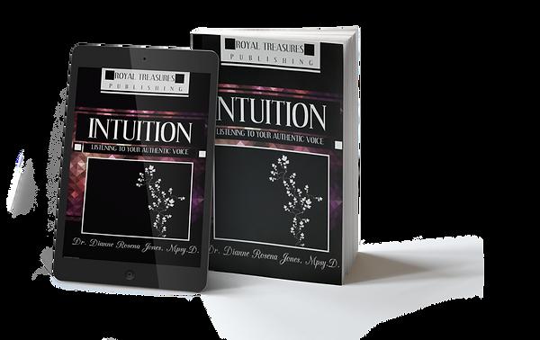 Dianne Rosena Jones: Intuition book