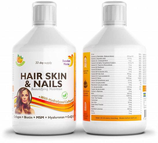 Hair Skin & Nails