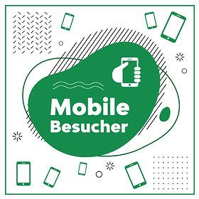 Mobile Besucher