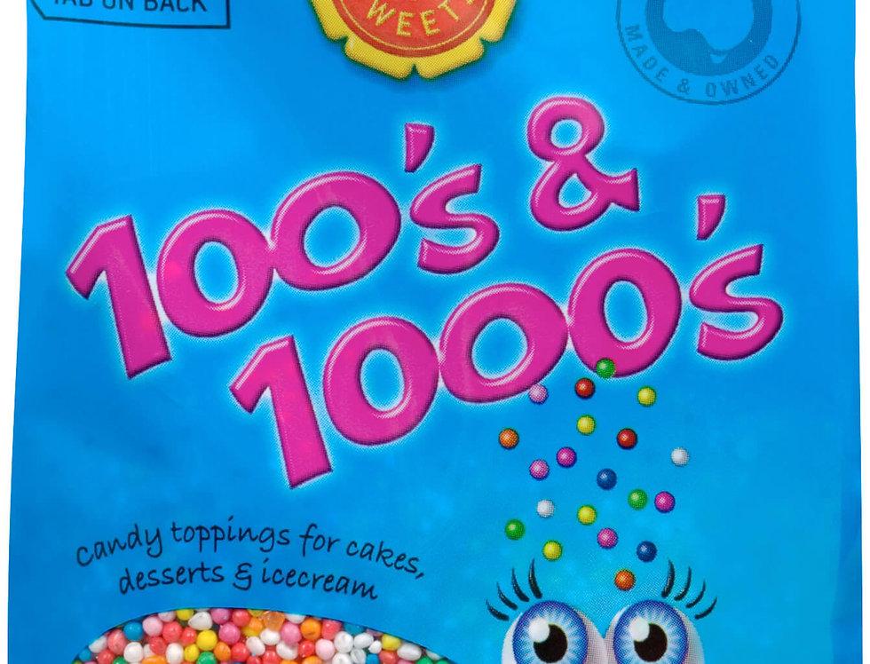 100s & 1000s