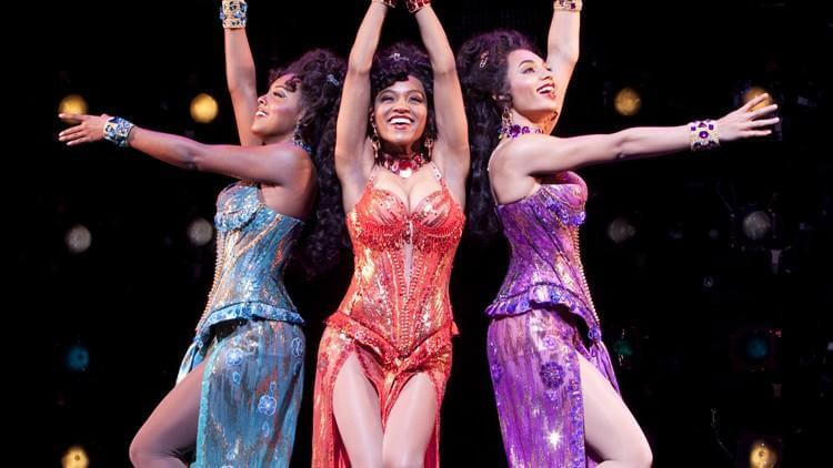 Dreamgirls National Tour