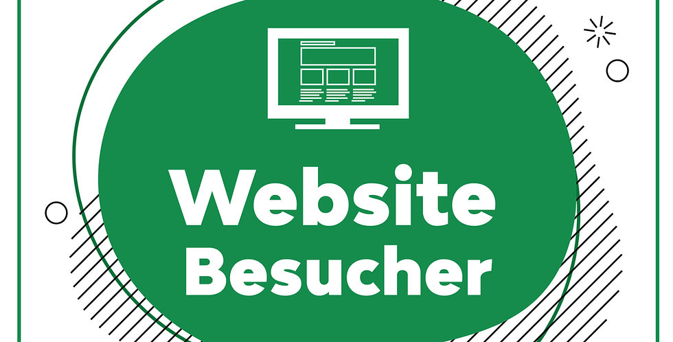 Website Besucher - Traffic aus D-A-CH