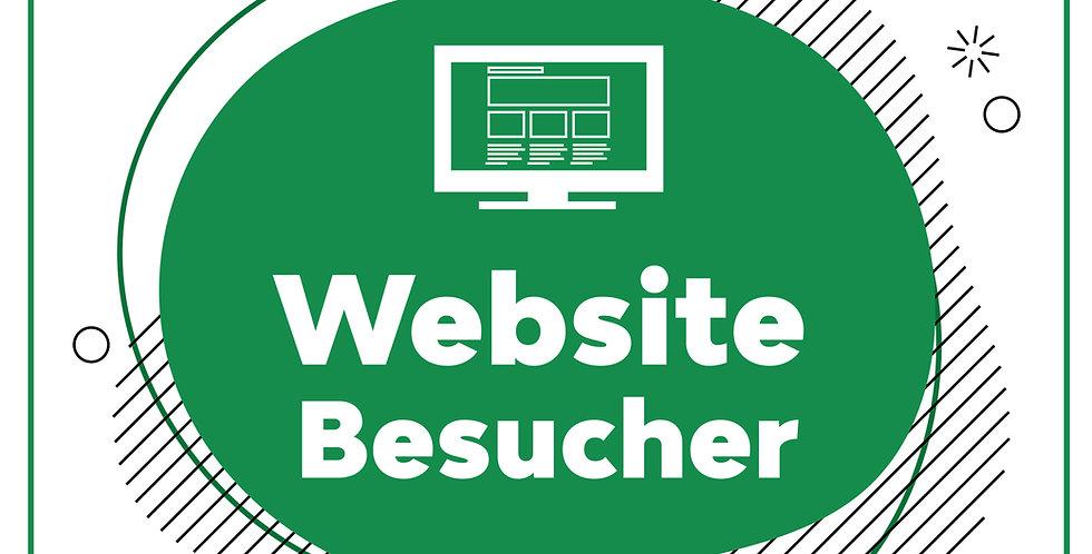 Website Besucher - Traffic aus Deutschland