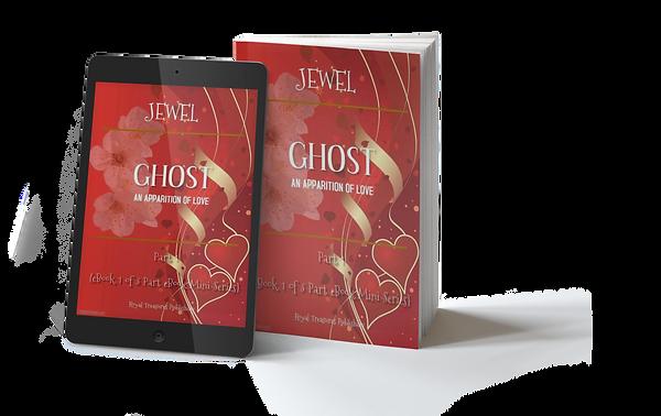 Dianne Rosena Jones: Ghost part 1 book