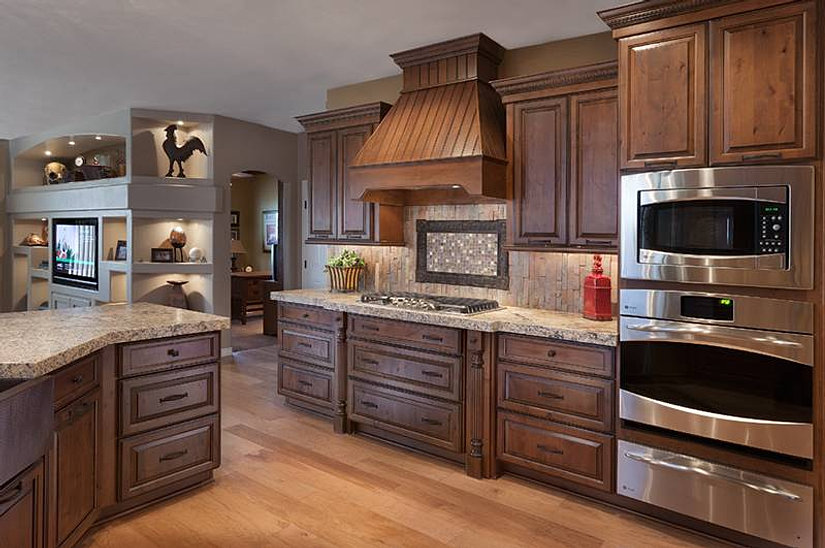 Sher-Wood Cabinetry - Las Cruces, NM, Oakcraft Cabinets