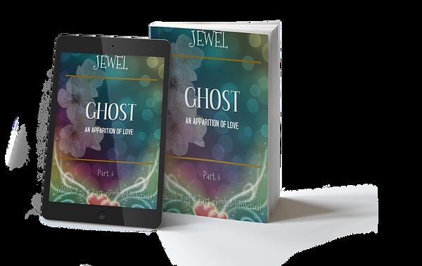 Dianne Rosena Jones: Ghost part 3 book