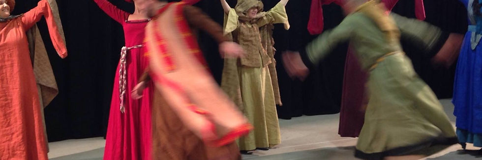 A Performance by Nonsuch Historic Dance