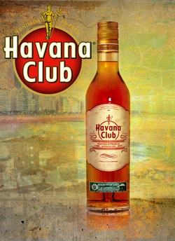 havana club poster