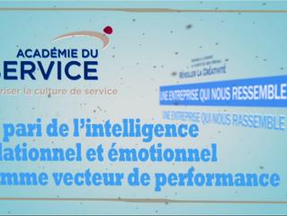 Animation générique Plénière Académie du Service