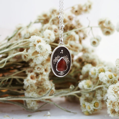 Emblem of Autumn Necklace III