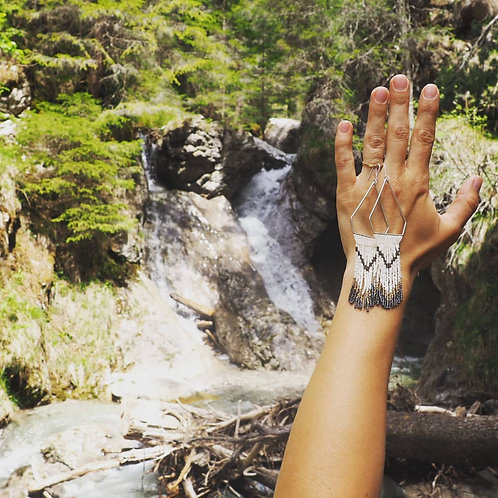 Waterfalls | in Abbey Palette