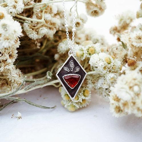 Emblem of Autumn Necklace I