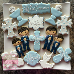 Boy Communion Variety Set - Michael