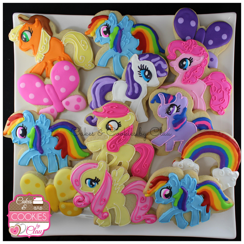 Gabby's My Little Pony Platter