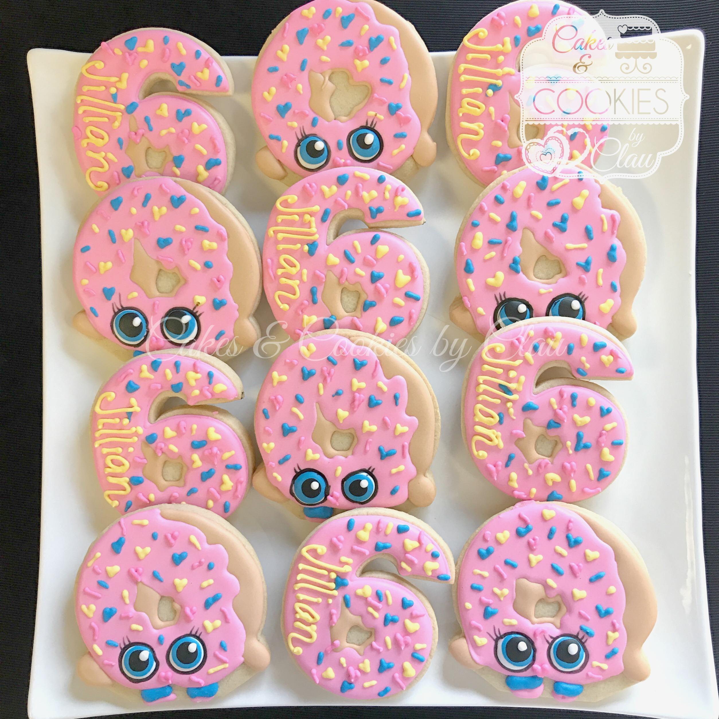 Shopkins Donut