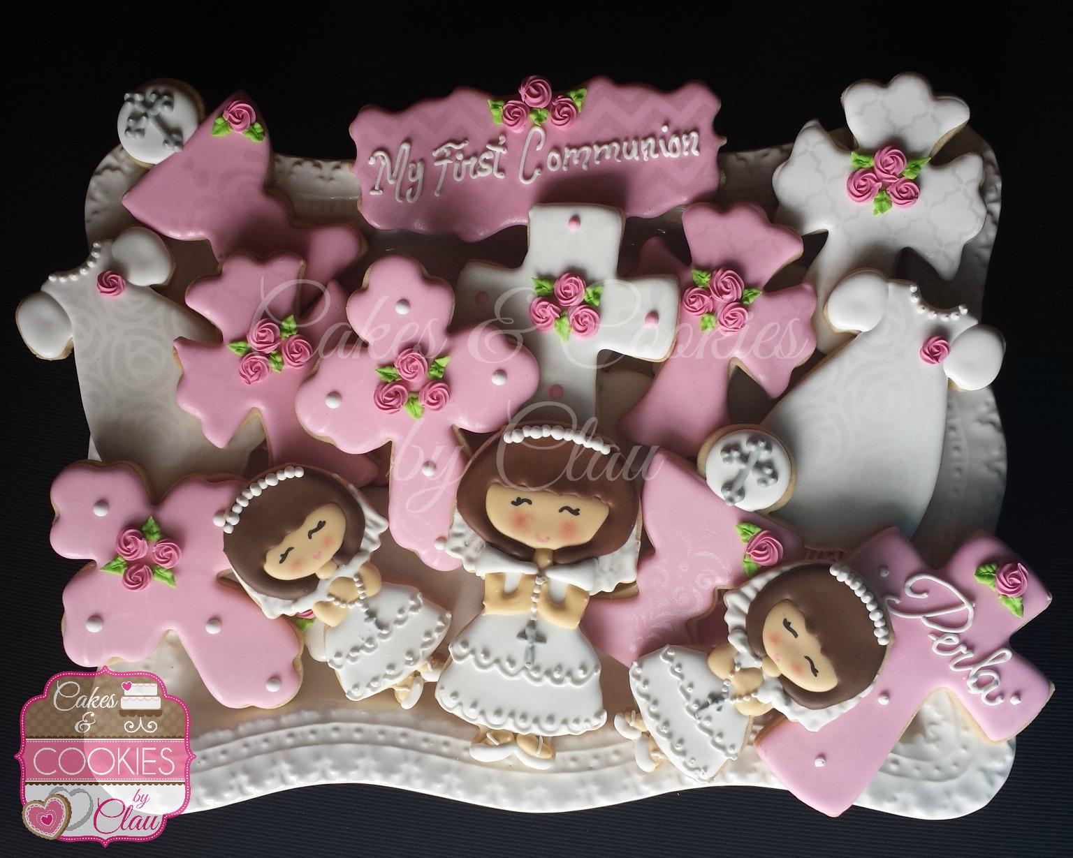 Girl Communion Variety Set