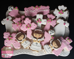 Girl Communion Variety Set