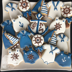 AHOY Baby Shower