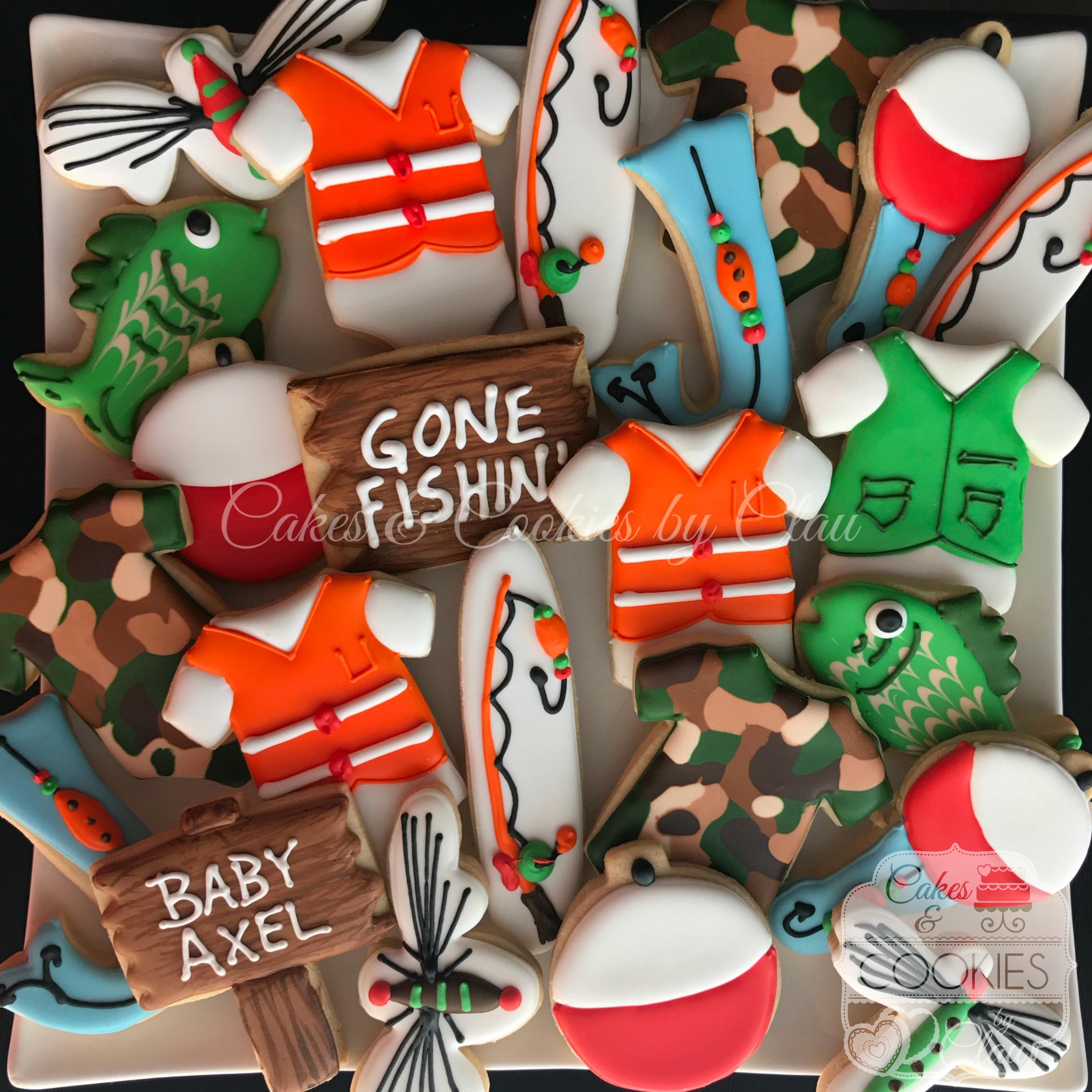 Gone Fishin Baby