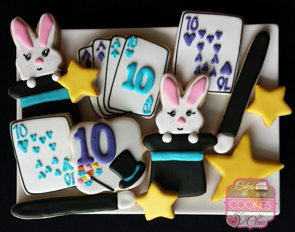 Girl Magic Themed Cookies