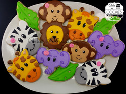 Zoo / Safari Cookies