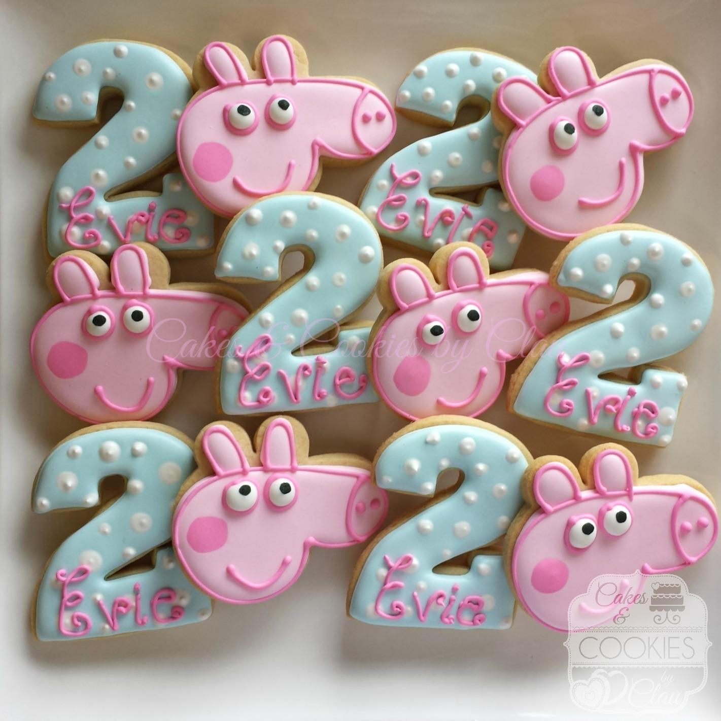 Peppa Pig - Evie