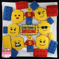 Lego Platter
