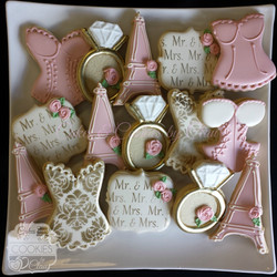 Bridal - Paris Blush & Cream