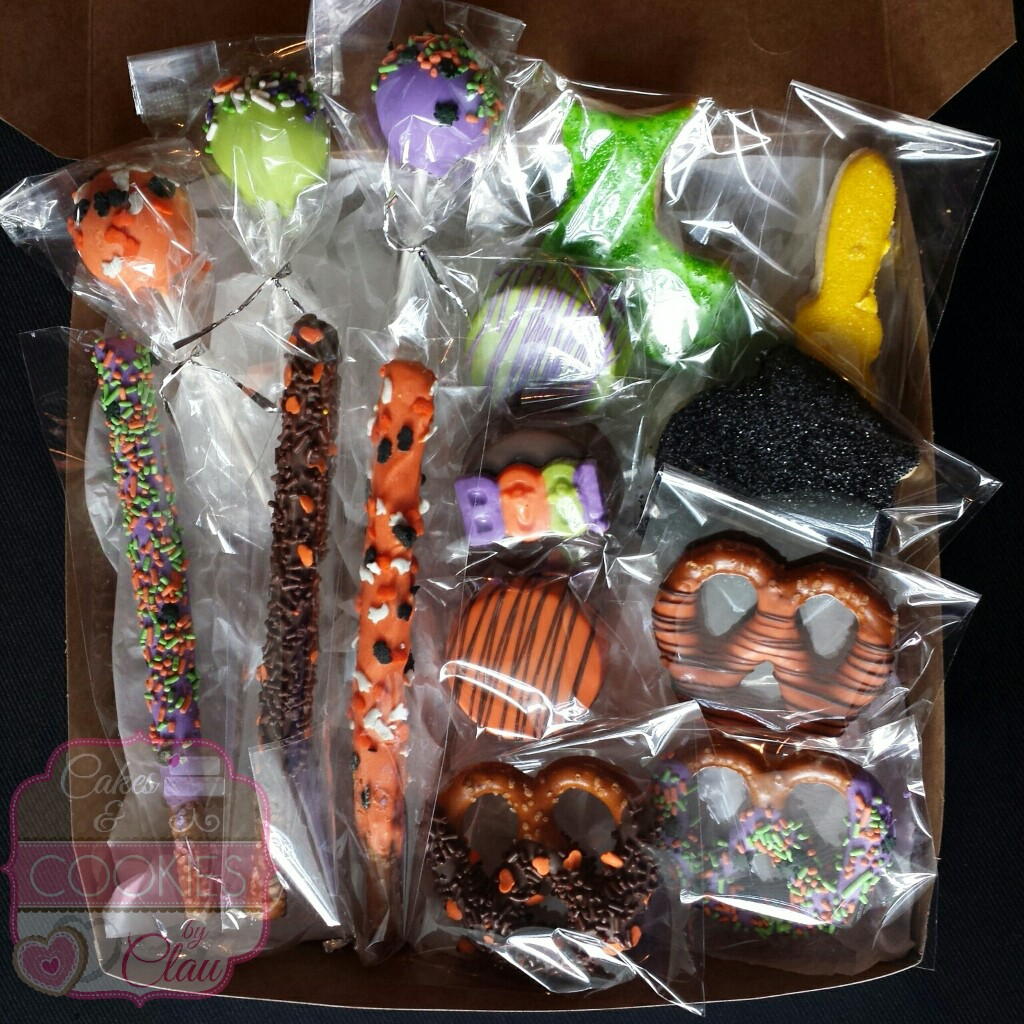Halloween Sweet Treats Sampler Box