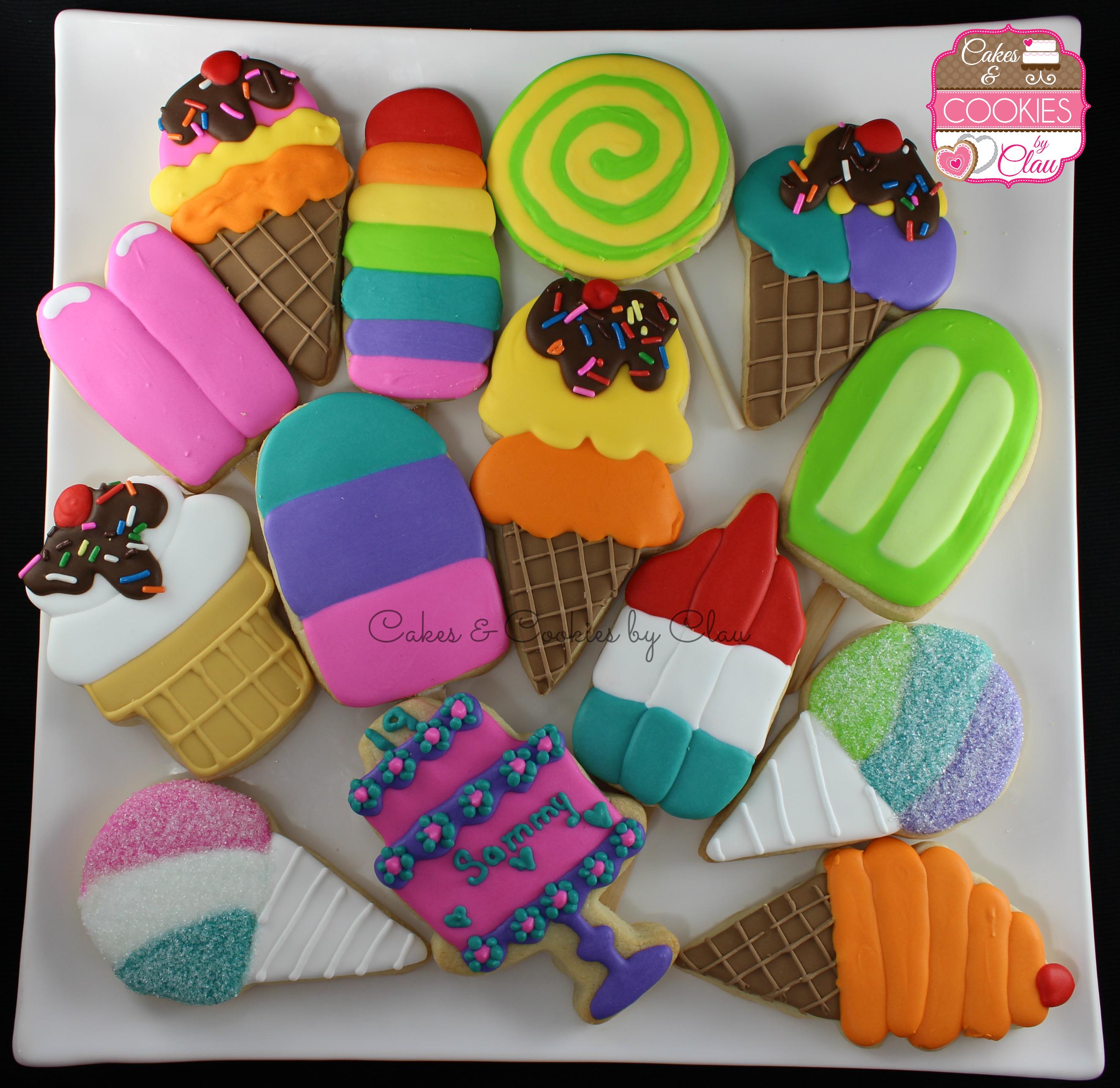 Sammy's Ice Cream Platter