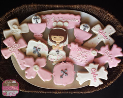 First Communion Platter