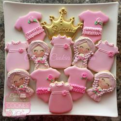 Princess Dolls Baby Shower