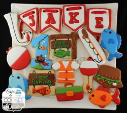 Jake's Fishing Platter