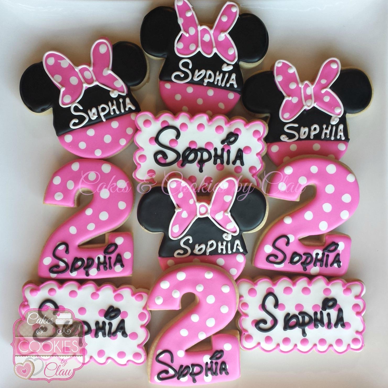 Minnie - Sophia