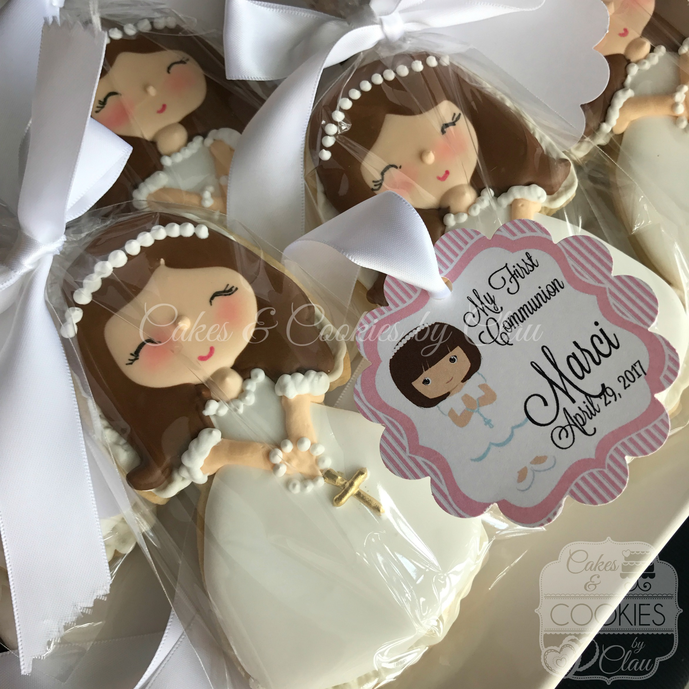 First Communion Favors - Marci