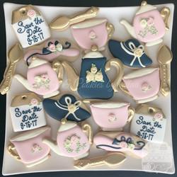 Bridal - Tea Party