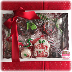 Christmas Sweet Treats Sampler Box