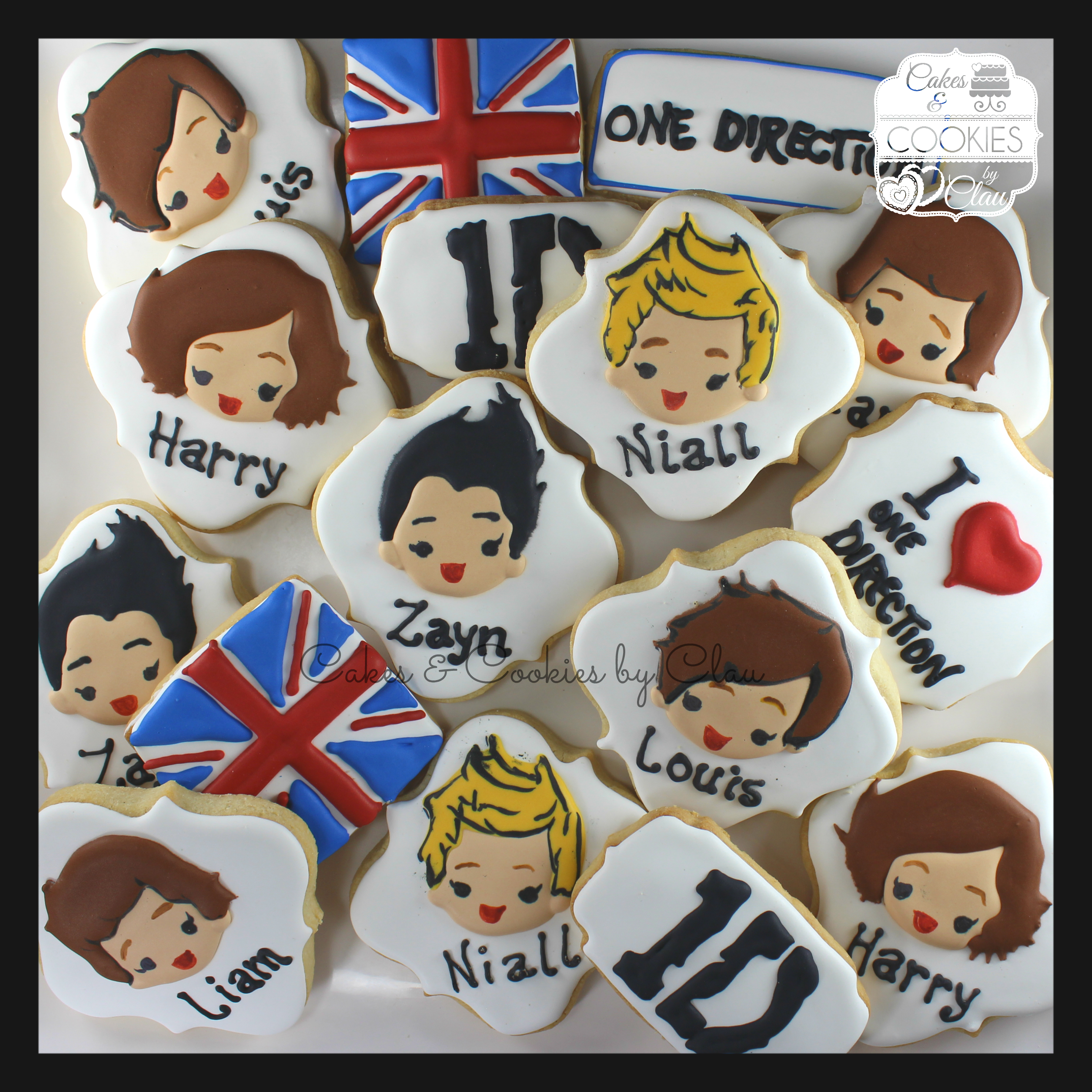 One Direction Platter
