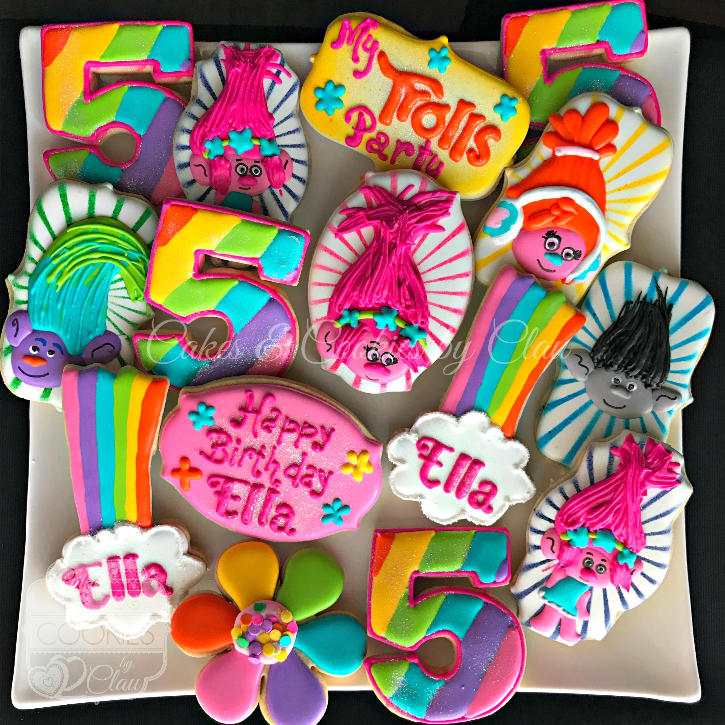 Trolls - Ella