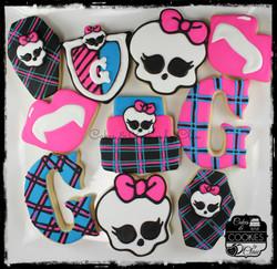 Monster High Platter 1